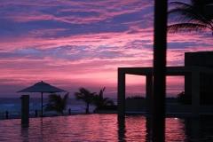 Voyage à Acapulco soir