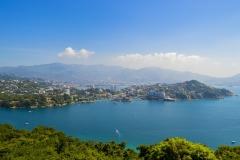 Voyage à Acapulco côte