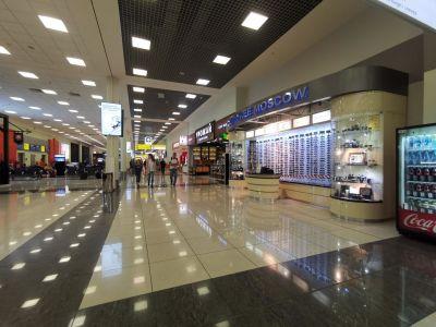 Aéroport de Moscou-Cheremetievo boutiques