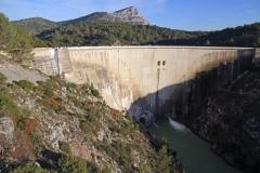 Barrage de Bimont Aix