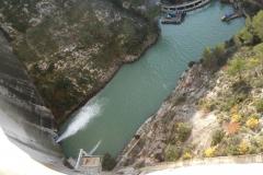Barrage de Bimont bassin