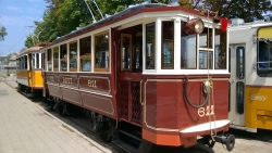 Tram historique