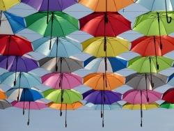 umbrella Budapest