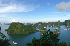 ha long vue panoramique