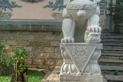 Statut lion Da Nang
