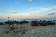 Bord de mer à Da Nang