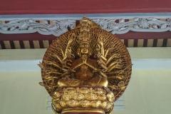 Temple à Da Nang
