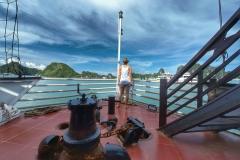 Baie de ha long voyage