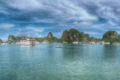 panoramique baie halong