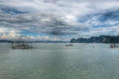 vue panoramique halong