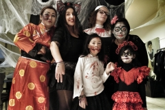 Halloween 2015 au An Nam restaurant Marignane