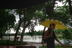 Bord du lac Hoan Kiem