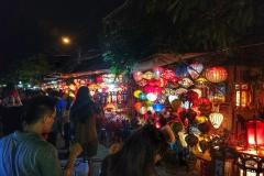 Hoi An marché de nuit