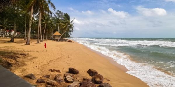 Plage Shell resort Phu Quoc