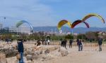 Des cours de kitesurf