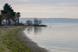 Lagune de Berre plage