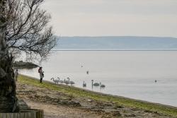 Lagune de Berre visite