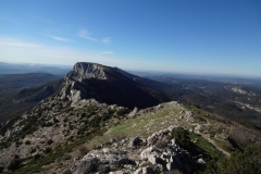Pic des Mouches Puyloubier