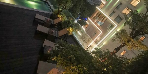 Au Lac Legend Saigon piscine