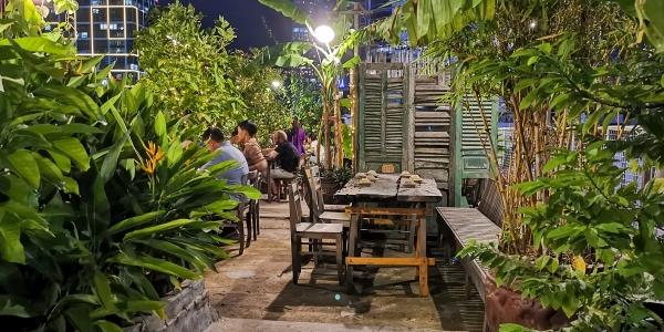 Mountain Retreat Saigon