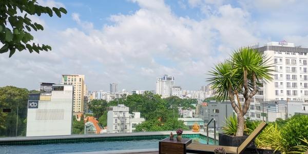 Au Lac Legend Saigon matin