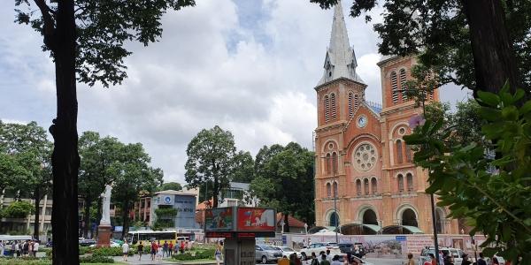 Cathédrale de Saigon