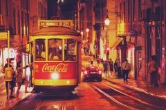 Lisbonne de nuit