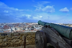 Lisbonne panorama