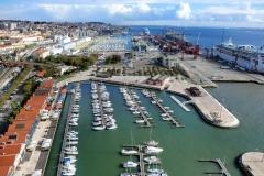 Lisbonne port