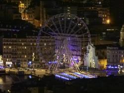 Marseille Nocturne 2018 grande Roue