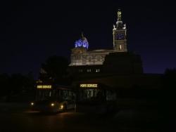 Marseille Nocturne 2018 Notre Dame de la Garde