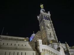 Marseille Nocturne 2018 Bonne mère