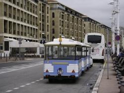 Marseille décembre petit train