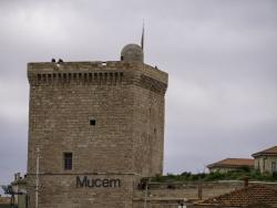 Marseille décembre Mucem