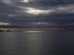 Lumière de Marseille en hiver