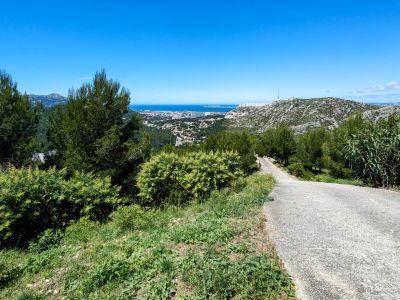 Route de la Gineste Marseille