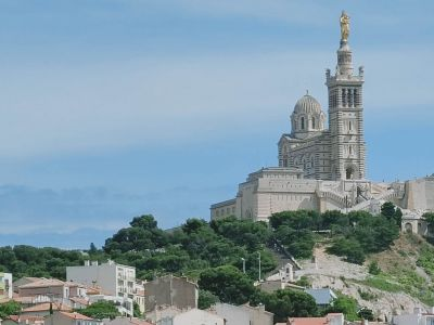 Marseille juin 2020 Notre Dame