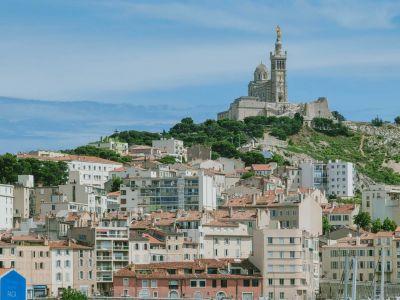 Marseille juin 2020 été