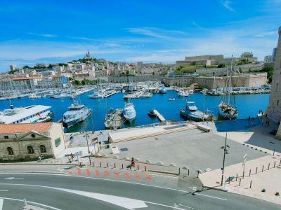 Marseille juin 2020 déconfinement