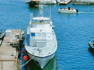 Marseille juin 2020 Port