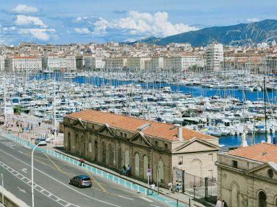 Marseille juin 2020