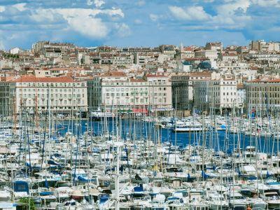 Marseille juin 2020 Vieux Port