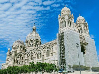 Marseille juin 2020 La Major