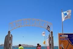 Marseille Plage des Catalans
