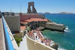 Marseille Bistrot Plage Corniche