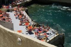 Marseille Bistrot Plage location transat
