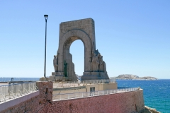 Marseille Plage Corniche