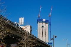 La Marseille en construction