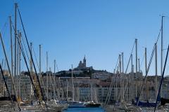 Vieux Port Marseille quartiers suds