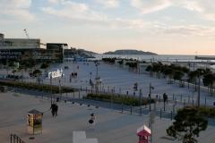 Marseille parvis de la Major